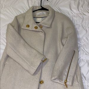 Tahari Wool Coat